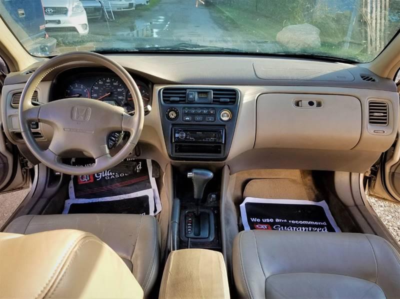 2000 Honda Accord EX 4dr Sedan - Ankeny IA