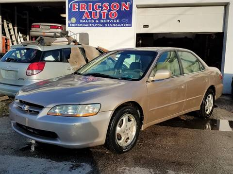 2000 Honda Accord for sale in Ankeny, IA
