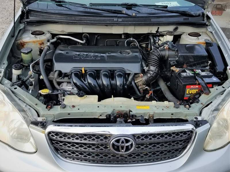 2007 Toyota Corolla LE 4dr Sedan (1.8L I4 4A) - Ankeny IA