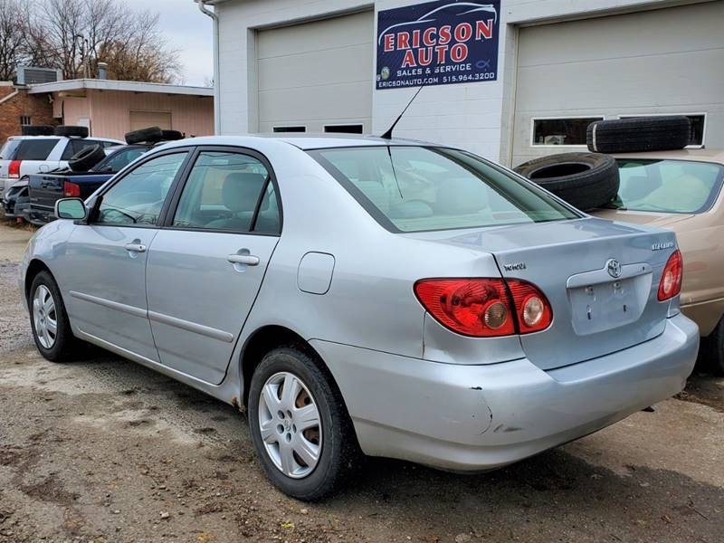 2006 Toyota Corolla LE 4dr Sedan w/Manual - Ankeny IA