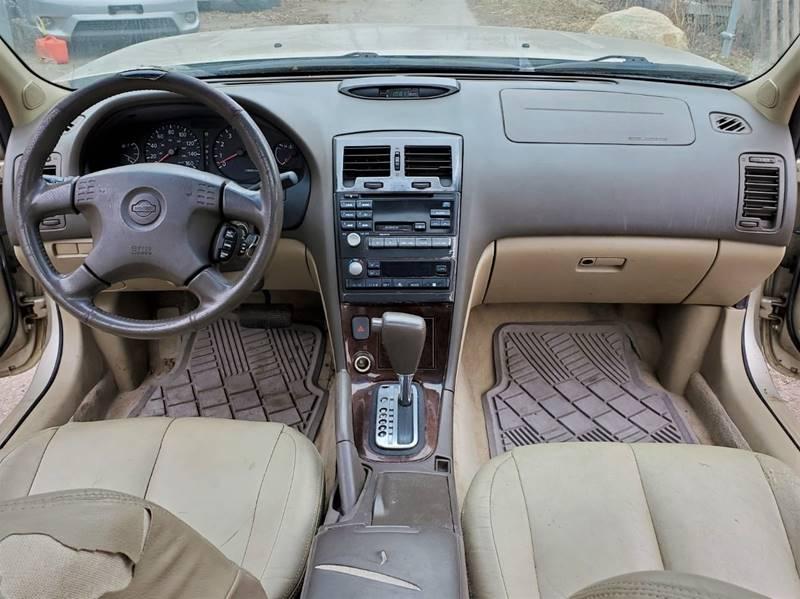2000 Nissan Maxima GLE 4dr Sedan - Ankeny IA