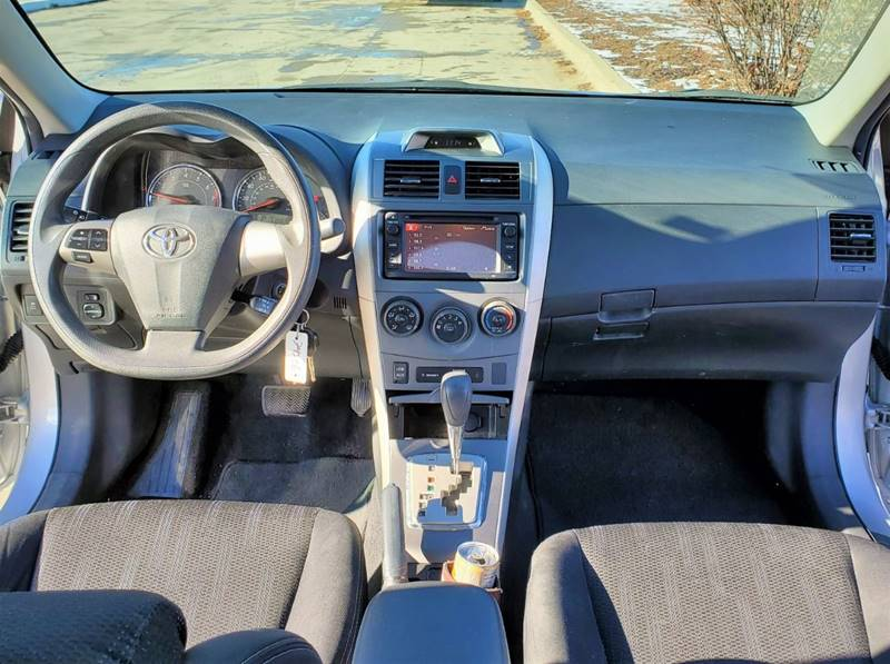 2013 Toyota Corolla S 4dr Sedan 4A - Ankeny IA