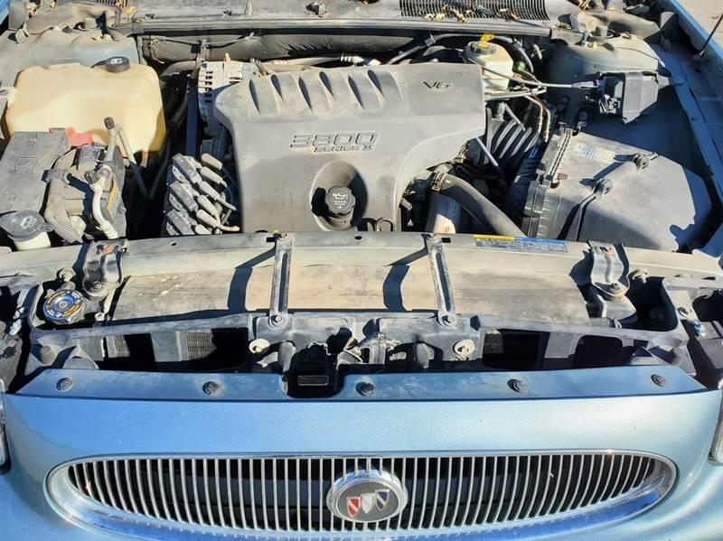 2003 Buick LeSabre Limited 4dr Sedan - Ankeny IA