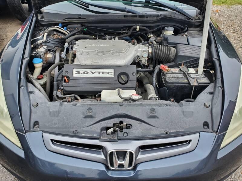 2005 Honda Accord EX V-6 4dr Sedan - Ankeny IA
