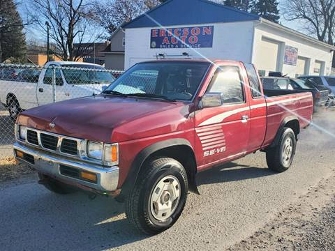 Used Trucks For Sale In Iowa >> Used Nissan Truck For Sale In Iowa Carsforsale Com