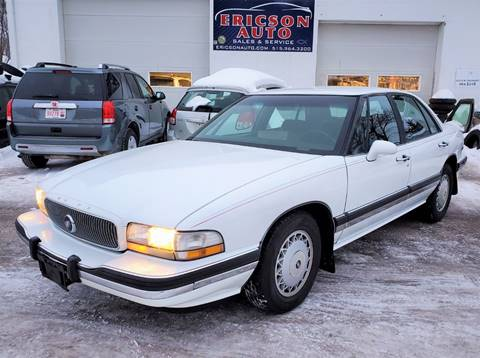 1994 Buick LeSabre Limited for sale at Ericson Auto in Ankeny IA