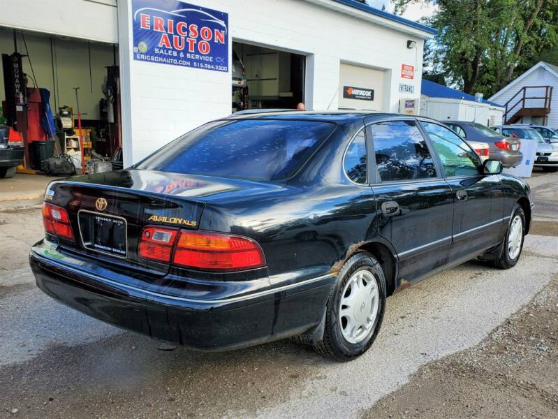 1999 toyota avalon xls 4dr sedan in ankeny ia ericson auto 1999 toyota avalon xls 4dr sedan in