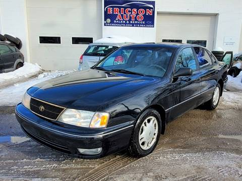 1999 Toyota Avalon XLS for sale at Ericson Auto in Ankeny IA