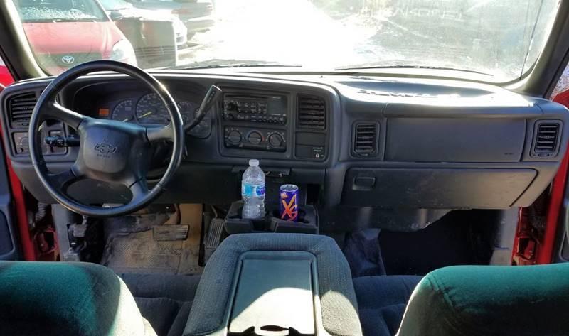 1999 Chevrolet Silverado 1500 LS (image 6)