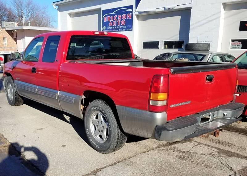 1999 Chevrolet Silverado 1500 LS (image 4)