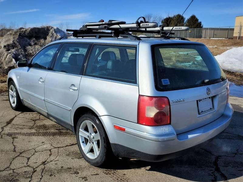 2004 Volkswagen Passat GLX (image 4)