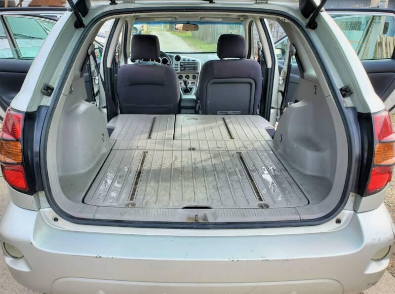 2003 Pontiac Vibe Fwd 4dr Wagon - Ankeny IA