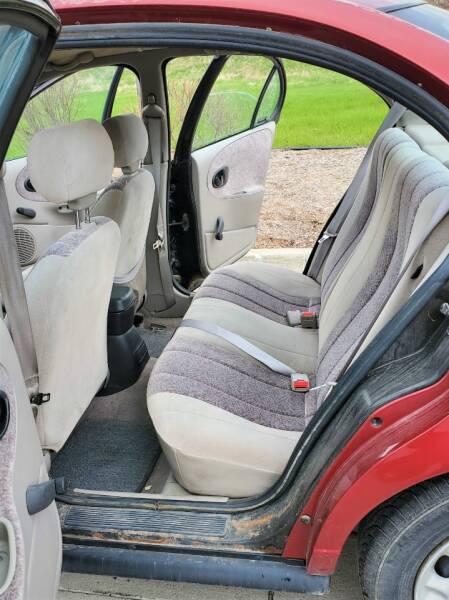1997 Saturn S-Series SL2 4dr Sedan - Ankeny IA