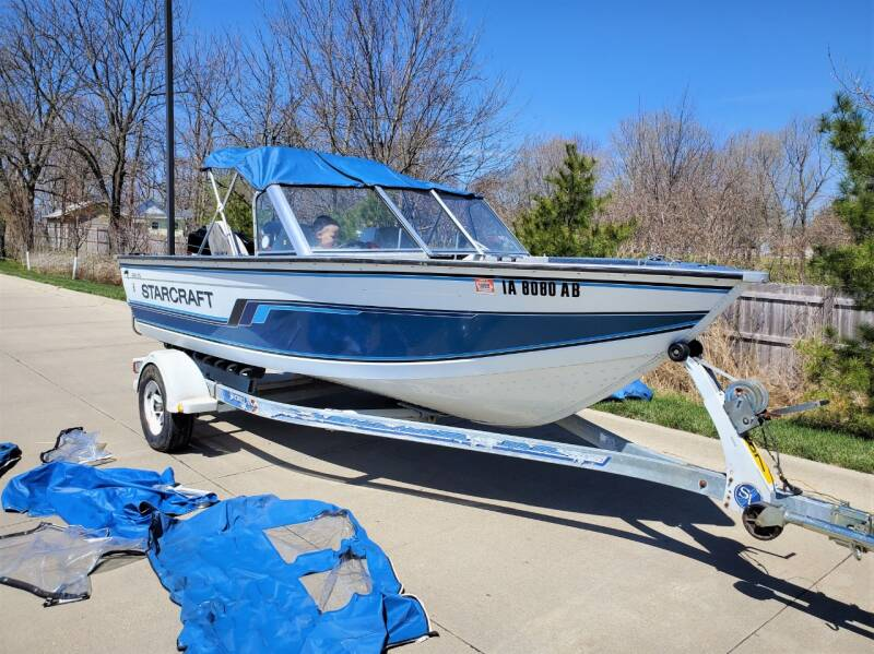 1992 Starcraft Superfisherman  - Ankeny IA