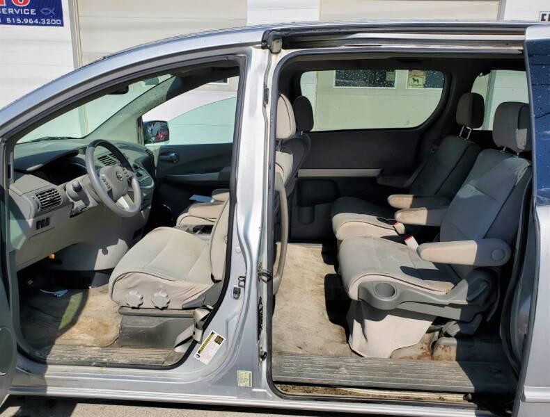 2007 Nissan Quest 3.5 4dr Mini-Van - Ankeny IA