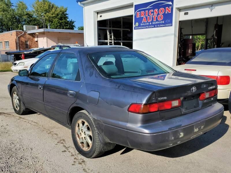 1997 Toyota Camry XLE V6 4dr Sedan - Ankeny IA