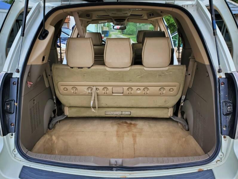 2007 Nissan Quest 3.5 SE 4dr Mini-Van - Ankeny IA