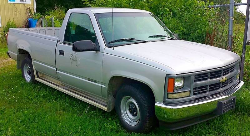 1995 Chevrolet C/K 1500 Series for sale at Ericson Auto in Ankeny IA