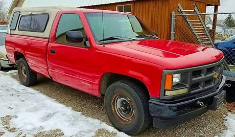 1993 Chevrolet C/K 1500 Series for sale in Ankeny, IA