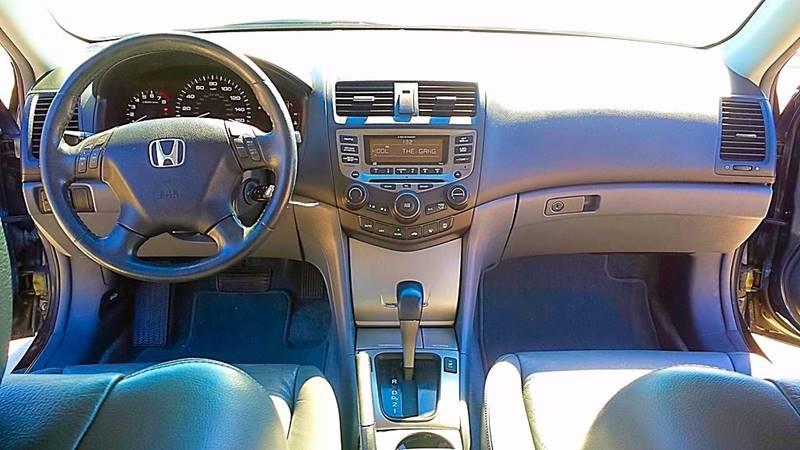 2007 Honda Accord Exl V6 4dr Sedan 3l 5a In Ankeny Ia Rhericsonauto: 2007 Accord Interior Radio At Gmaili.net