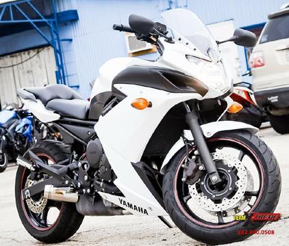 2012 Yamaha FZ6R for sale in Houston, TX
