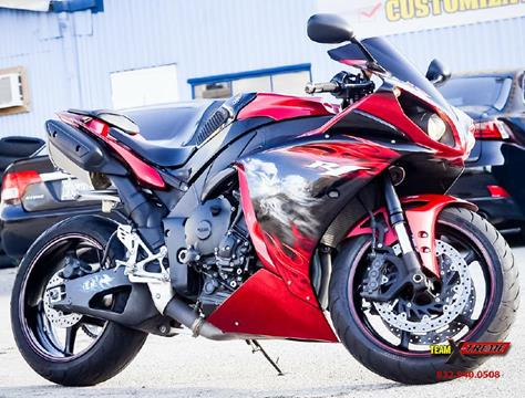 2011 Yamaha YZF-R1 for sale in Houston, TX
