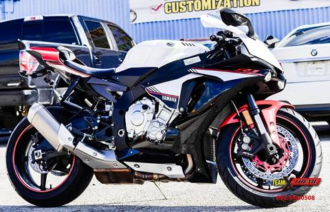 2016 Yamaha YZF-R1 for sale in Houston, TX