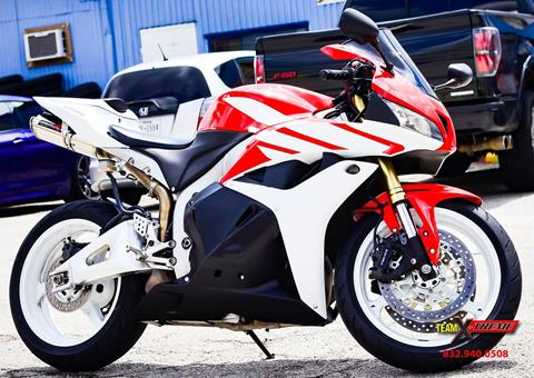 2012 Honda CBR600RR for sale in Houston, TX