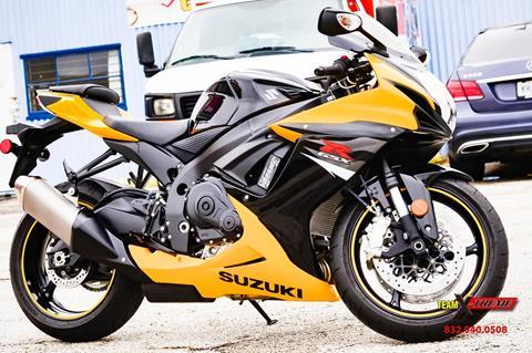 2017 Suzuki GSX-R600 for sale in Houston, TX