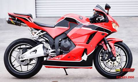 2013 Honda CBR600RR for sale in Houston, TX