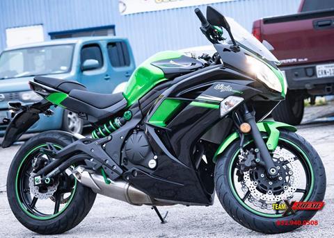 2016 Kawasaki Ninja 650 for sale in Houston, TX