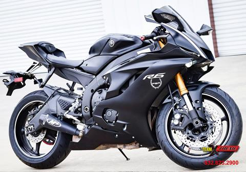 2017 Yamaha YZF-R6 for sale in Houston, TX