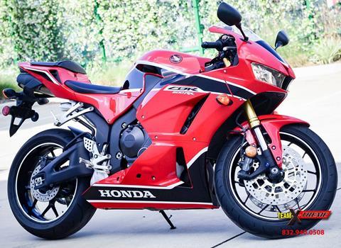 2018 Honda CBR600RR for sale in Houston, TX
