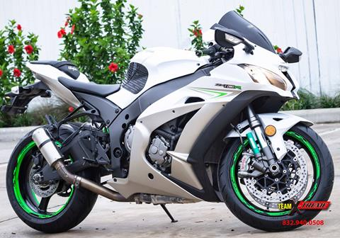 Used Kawasaki Ninja Zx 10r For Sale In Georgia Carsforsalecom