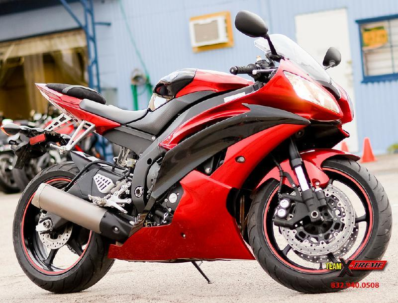 2011 Yamaha R6 - Houston, TX HOUSTON TEXAS Motorcycles