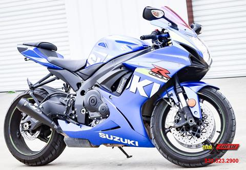 2015 Suzuki GSX-R600 for sale in Houston, TX