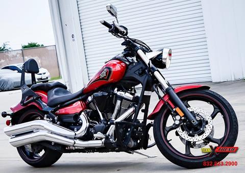 2016 Yamaha Raider for sale in Houston, TX