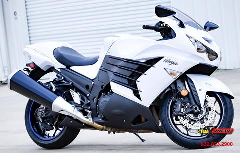 2013 Kawasaki Ninja ZX-14R ABS for sale in Houston, TX