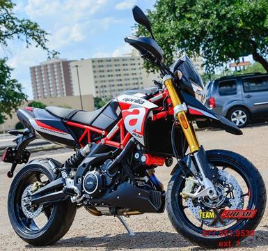2018 Aprilia Dorsoduro 900 for sale in Houston, TX