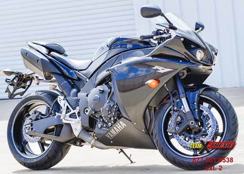 2010 Yamaha YZF-R1 for sale in Houston, TX