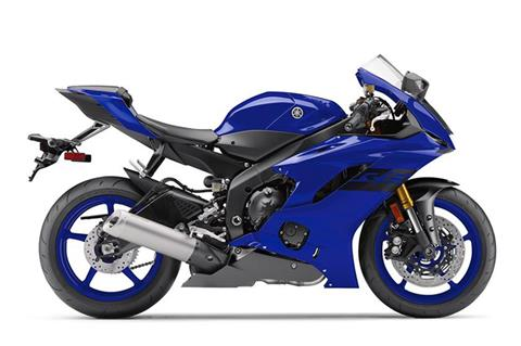 2018 Yamaha YZF-R6 for sale in Houston, TX