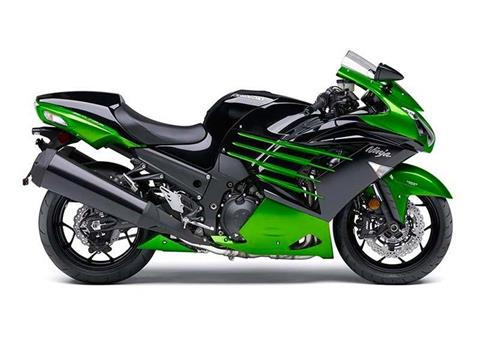 2014 Kawasaki Ninja ZX-14R ABS for sale in Houston, TX