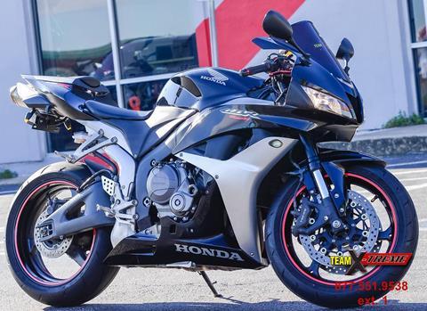 2007 Honda CBR600RR for sale in Houston, TX