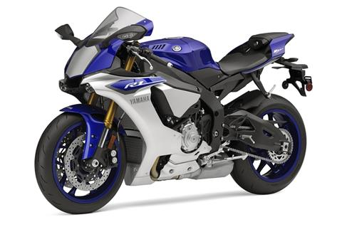 2015 Yamaha YZF-R1 for sale in Houston, TX