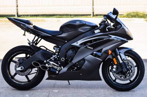2016 Yamaha YZF-R6 for sale in Houston, TX