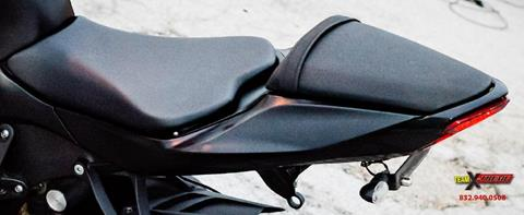 2014 Kawasaki Ninja ZX-6R for sale in Houston, TX