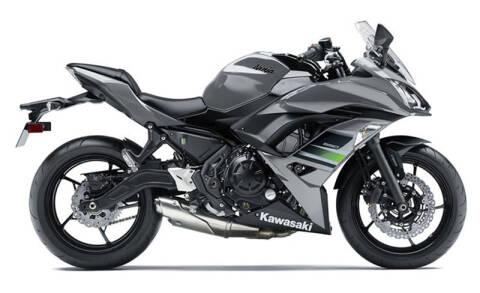 2018 Kawasaki Ninja 650 for sale at Team X-treme in Houston TX