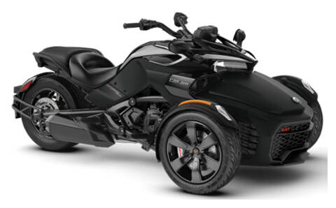 2019 Can-Am Spyder F3-S SM6 for sale at Team X-treme in Houston TX