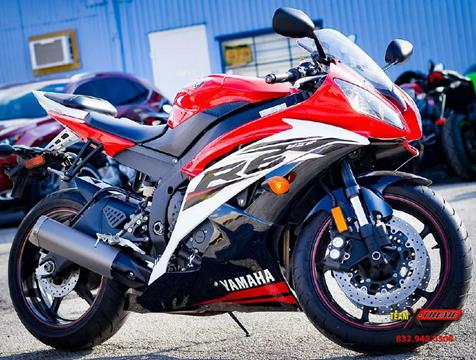 2014 Yamaha YZF-R6 for sale in Houston, TX