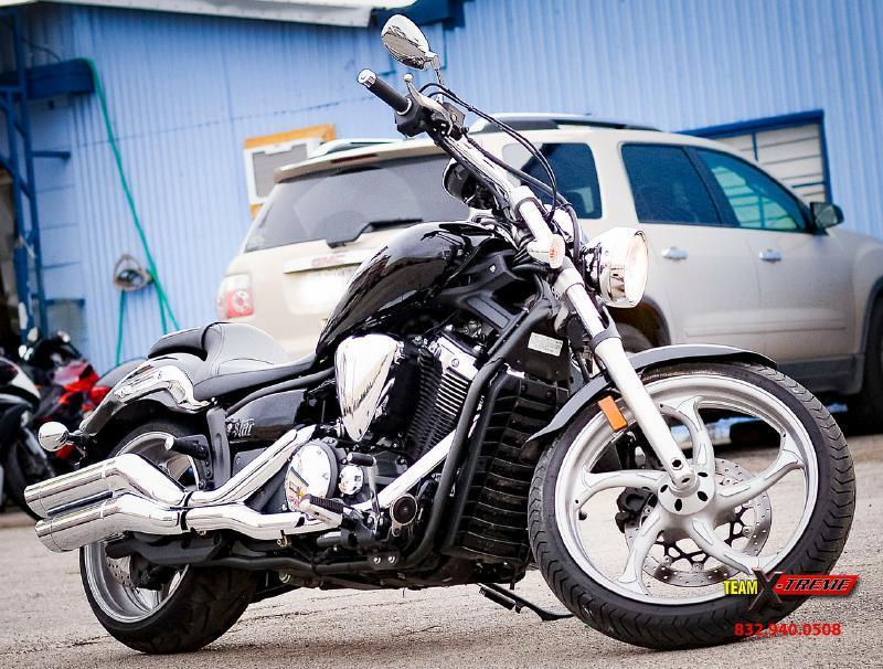 2012 Yamaha Stryker Raven Houston Tx Houston Texas